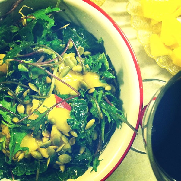 massage kale salad phoebes pure food