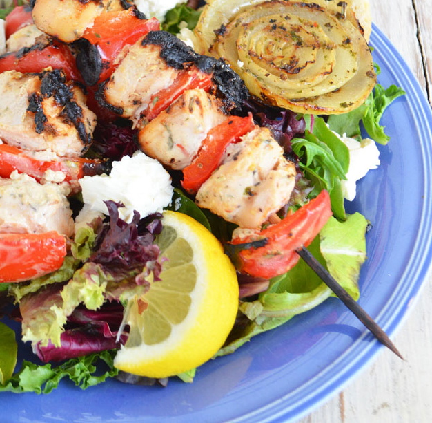glamorous grilling recipes from start to finish