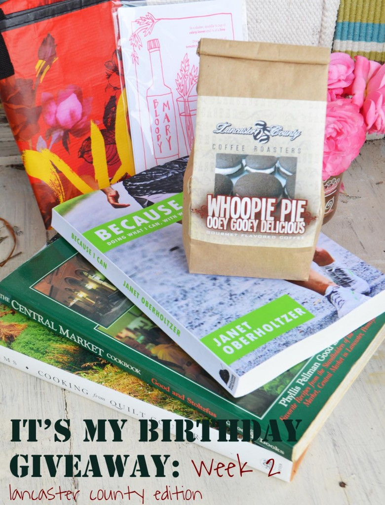 {august giveaway: wk 2}