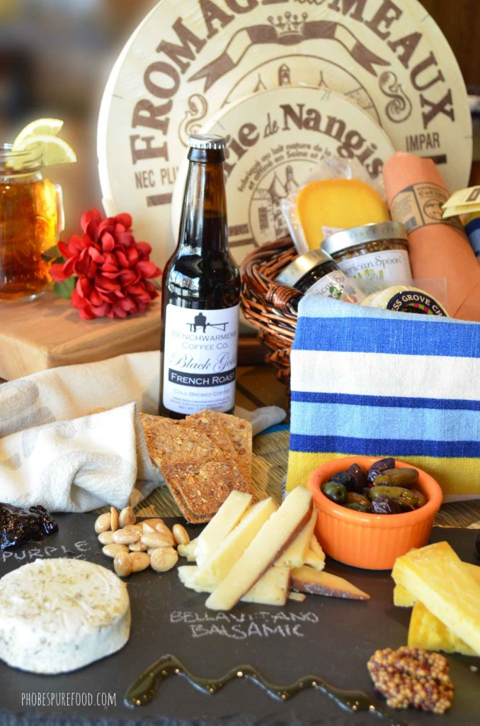 cheese plate 101