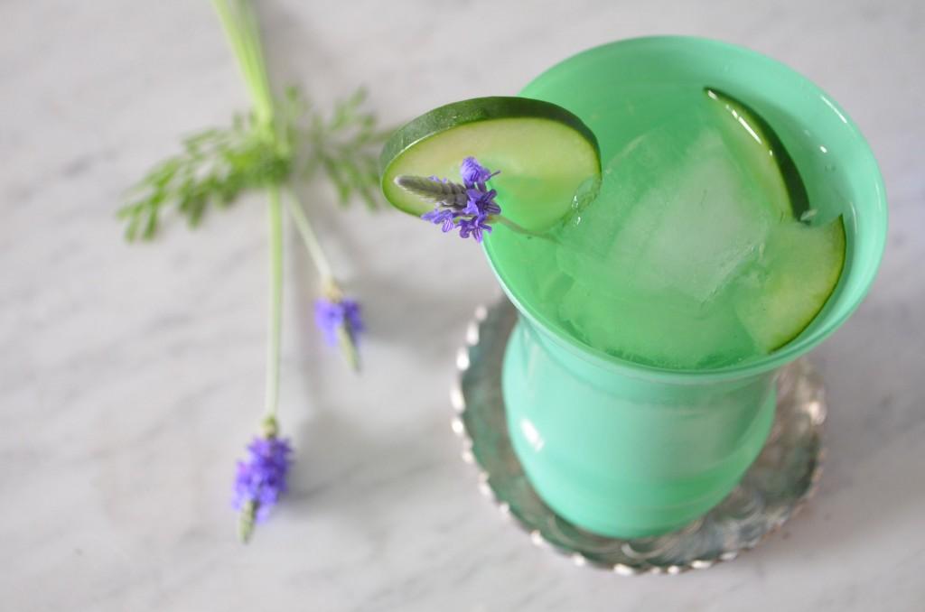 gardener girl gin & tonic