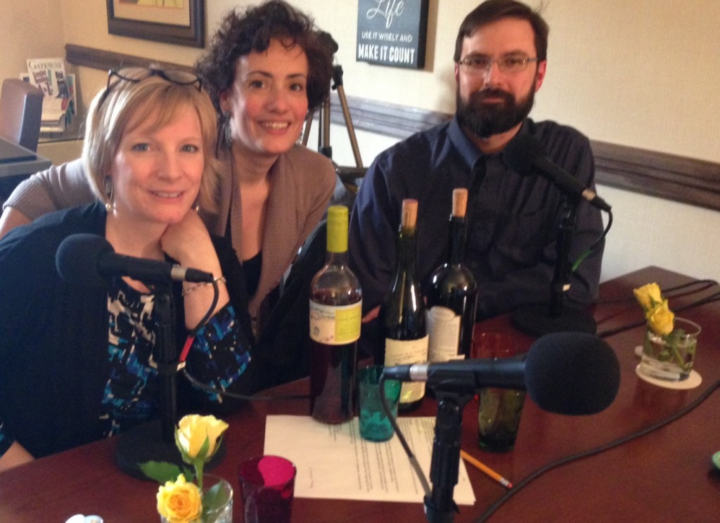 easter wines: 2 weird hungry girls podcast