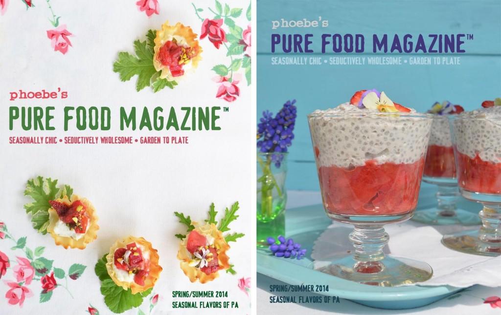 pure food magazine