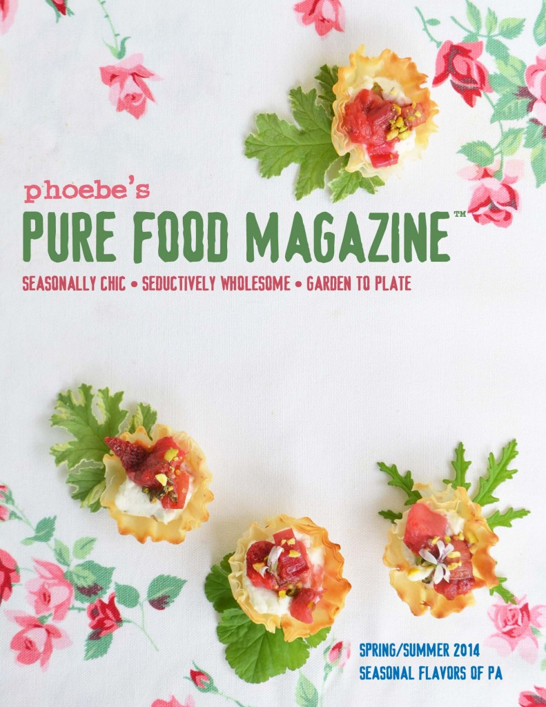 FLASH SALE: the spring/summer magazine is HERE!