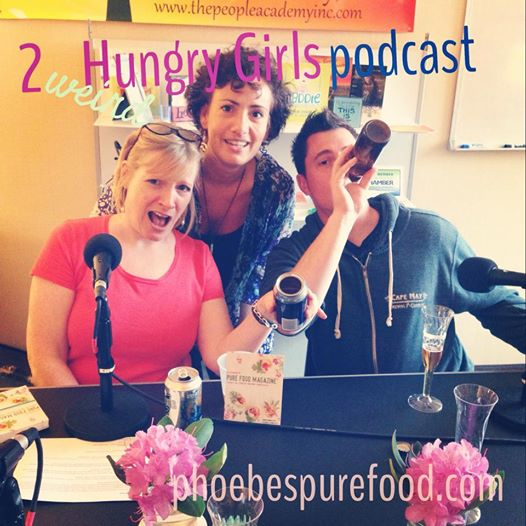 skip the light beer: 2 weird hungry girls podcast