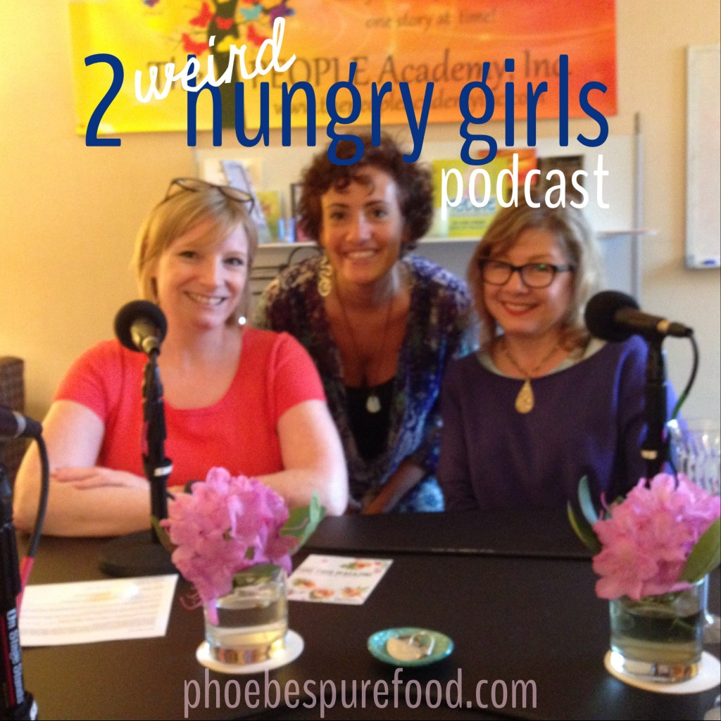 fashion fairy godmother: 2 weird hungry girls podcast