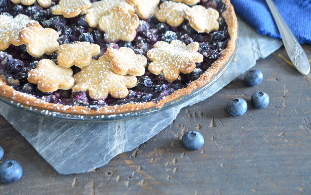 blueberry pie phoebes pure food