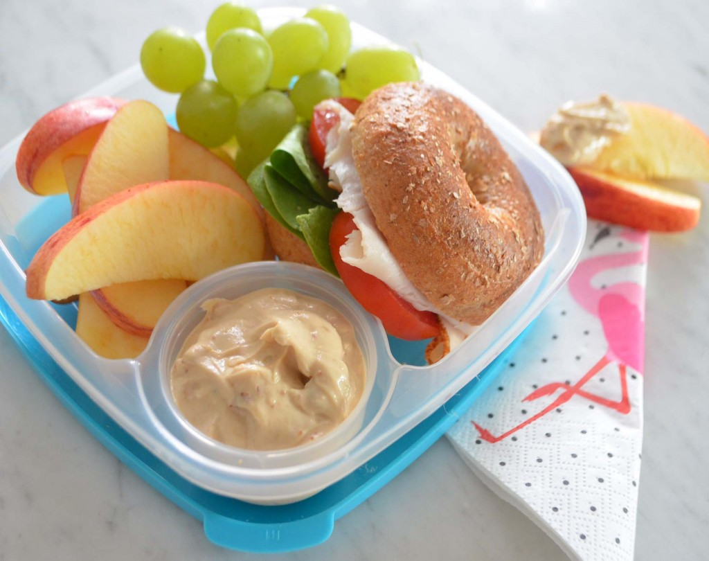 3 lunch box recipes