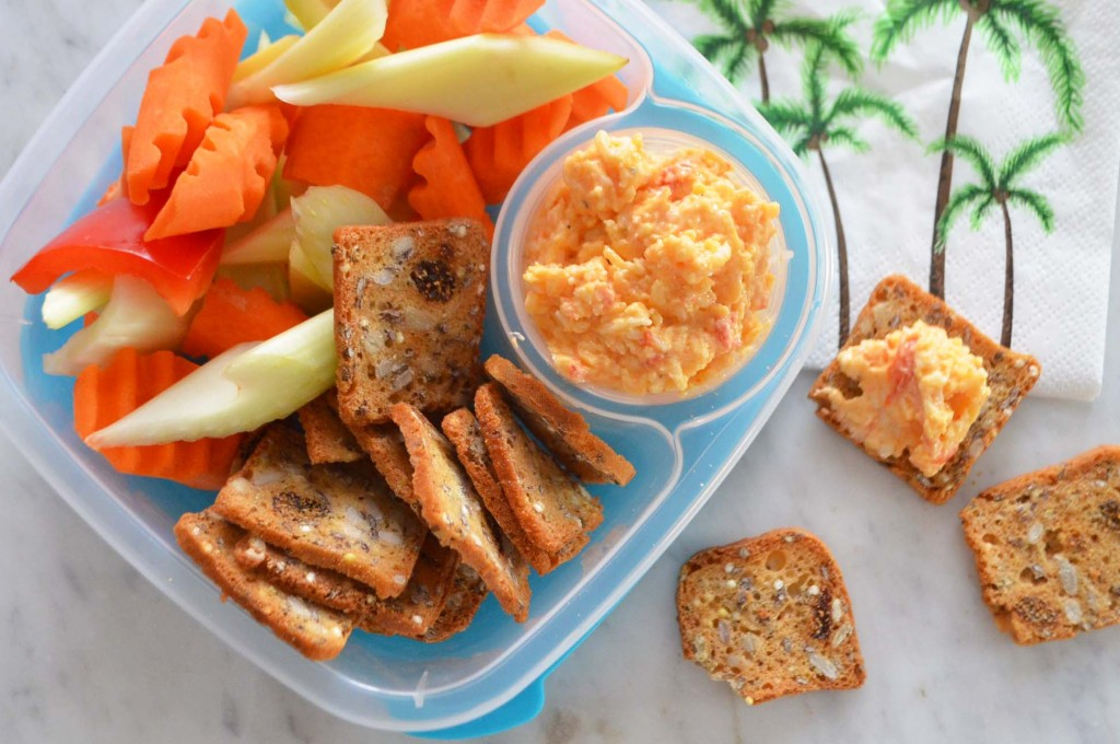 roasted red pepper dip 1 phoebes pure food bcl