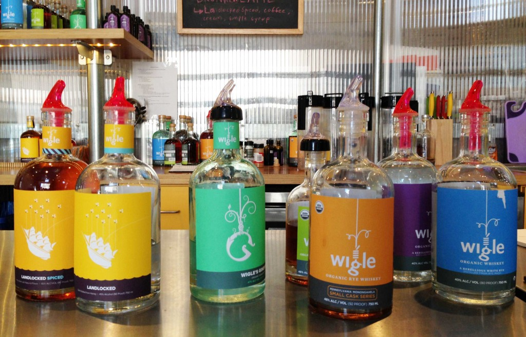 wigle whiskey podcast tour phoebes pure food