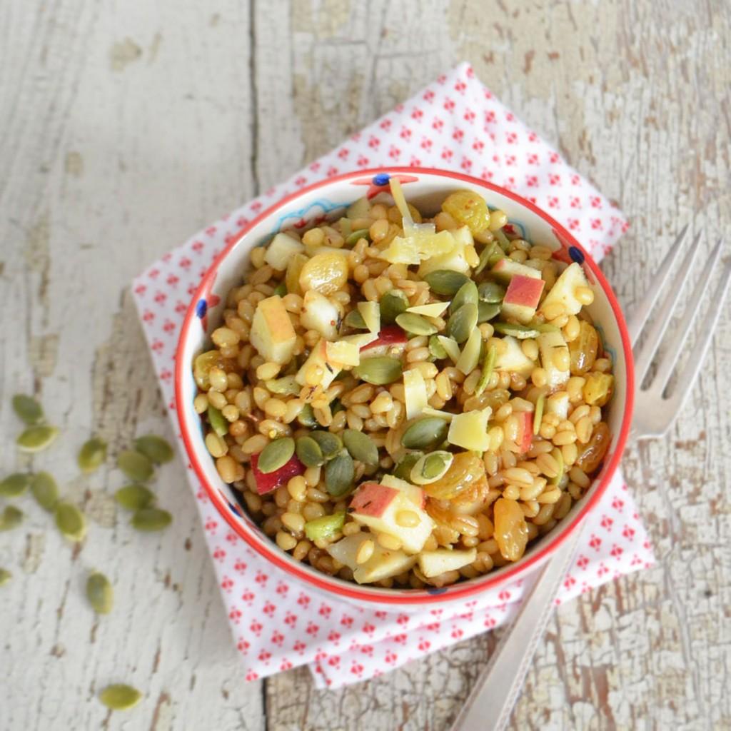 apple harvest salad phoebes pure food 1