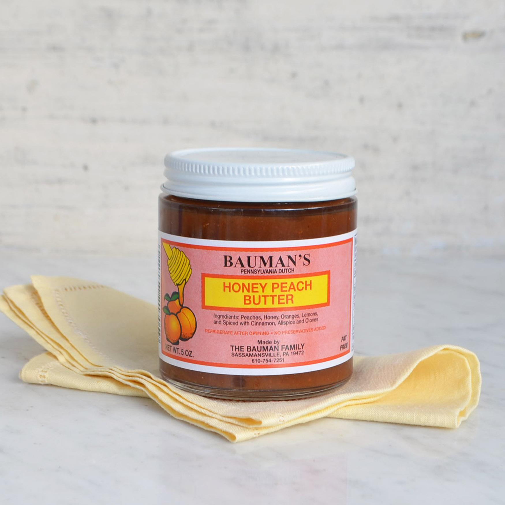 Apricot Honey Butter Recipe — Dishmaps