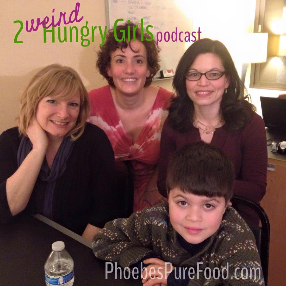 podcast 2 weird hungry girls