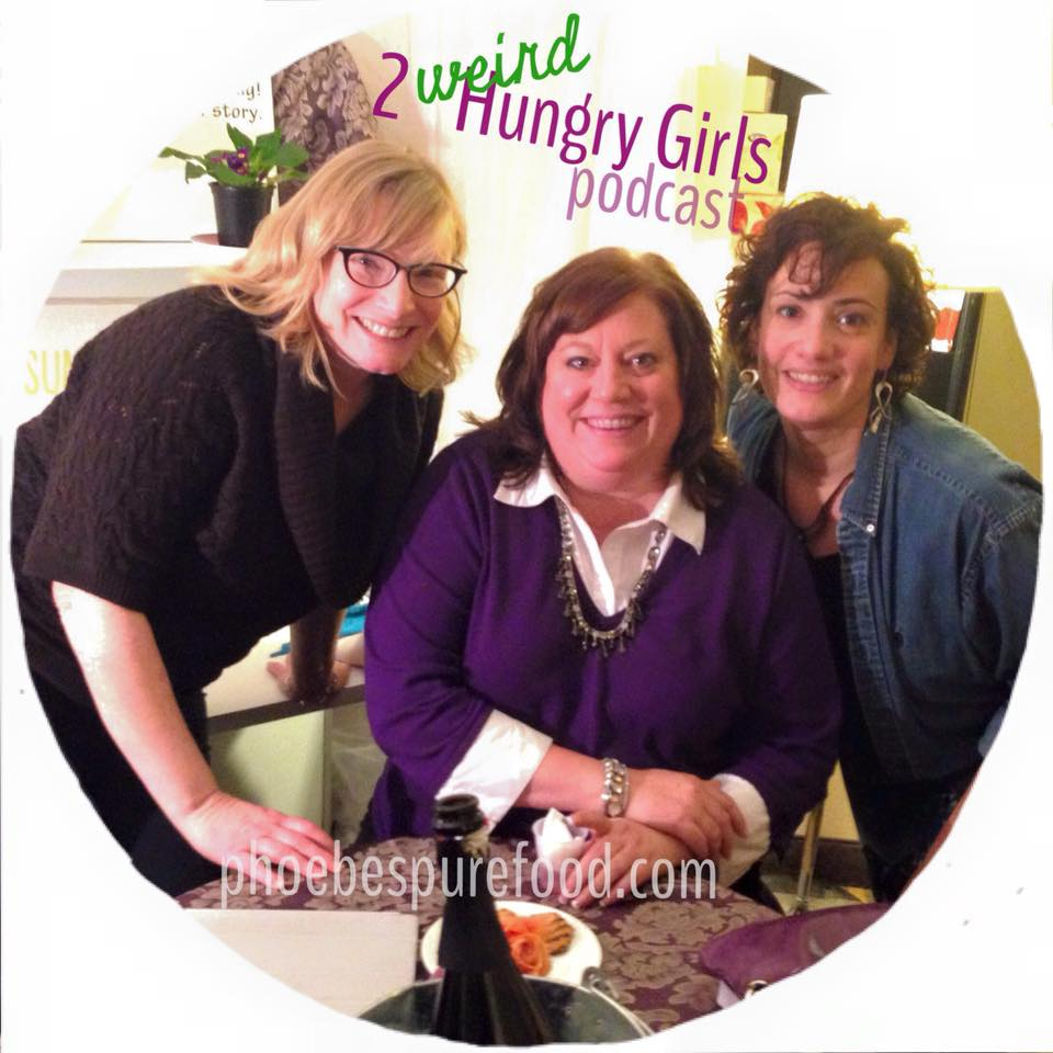 2 weird hungry girls podcast