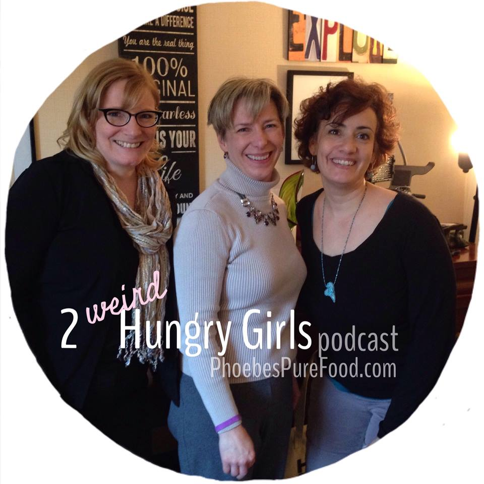2 weird hungry girls podcast rachel
