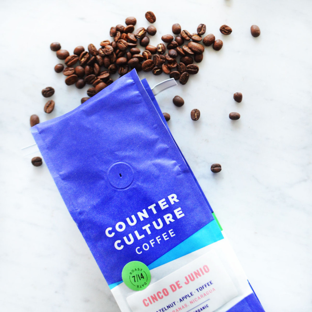 tried it tuesday Counter Culture Coffee