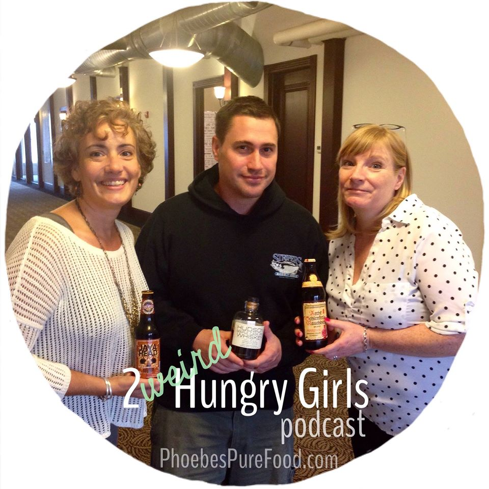 2 weird hungry girls podcast beer