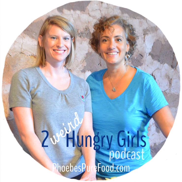 julie bancroft 2 weird hungry girls podcast