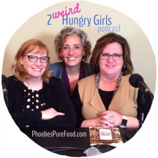 2 weird hungry girls podcast irish potato candy