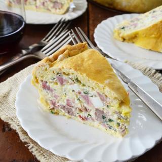 Italian-Easter-Pie-phoebes-pure-food-2