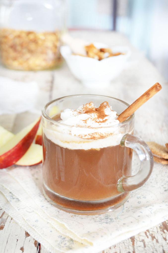 cider chai tea