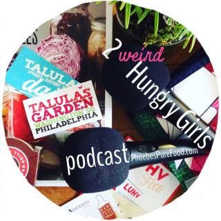 2 weird hungry girls podcast philly farm fest 1