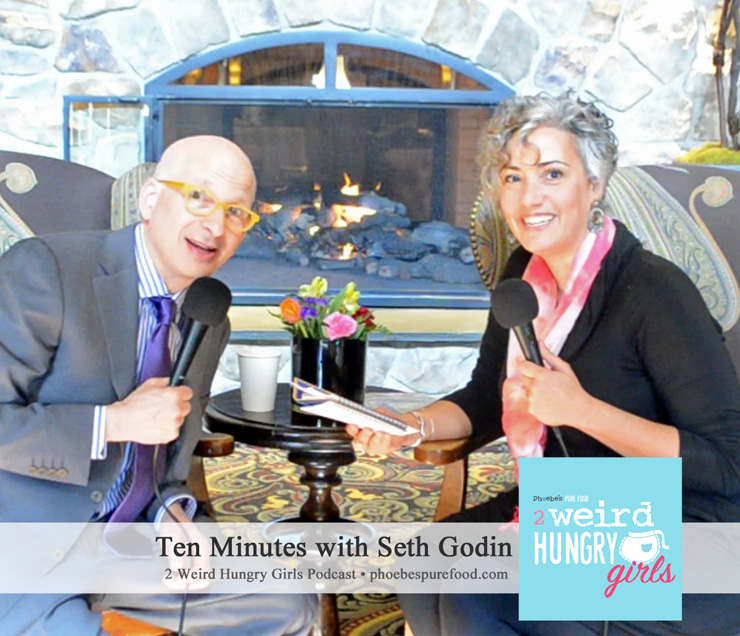 ten minutes with seth godin