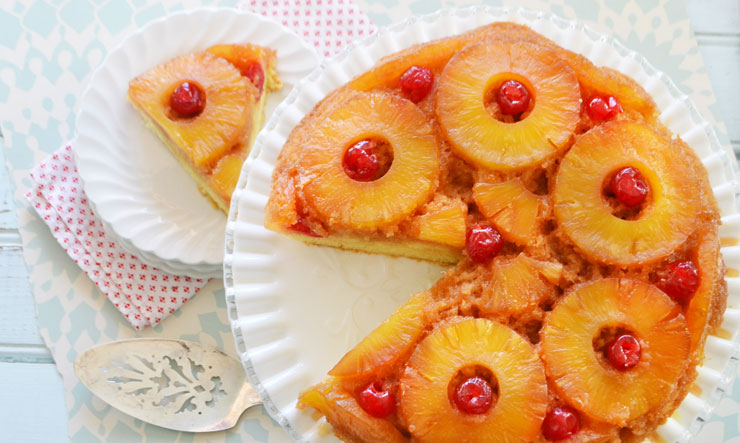 pineapple-upside-down-cake-phoebes-pure-food-2