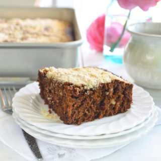 shoofly cake phoebes pure food