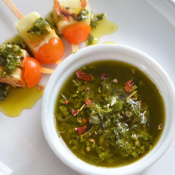 chimichurri phoebes pure food