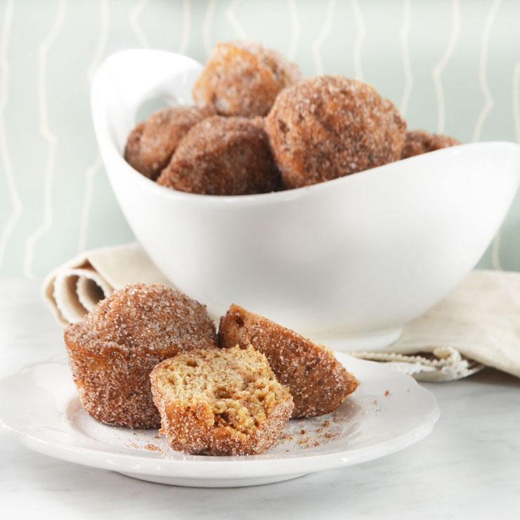 cinnamon cider donuts