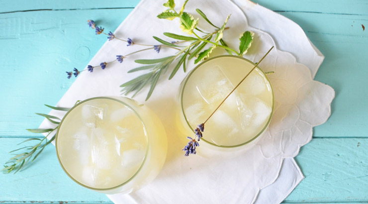 lavender lemonade phoebes pure food 1